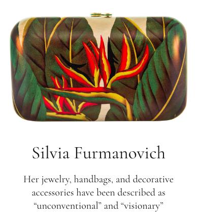 Silvia Furmanovich, Galerie Magazine, Rima Suqi