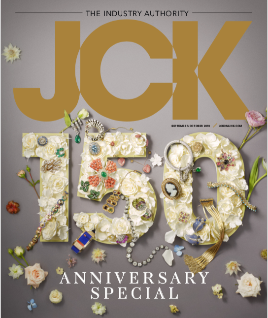 JCK 150th Anniversary cover, Kenji Toma