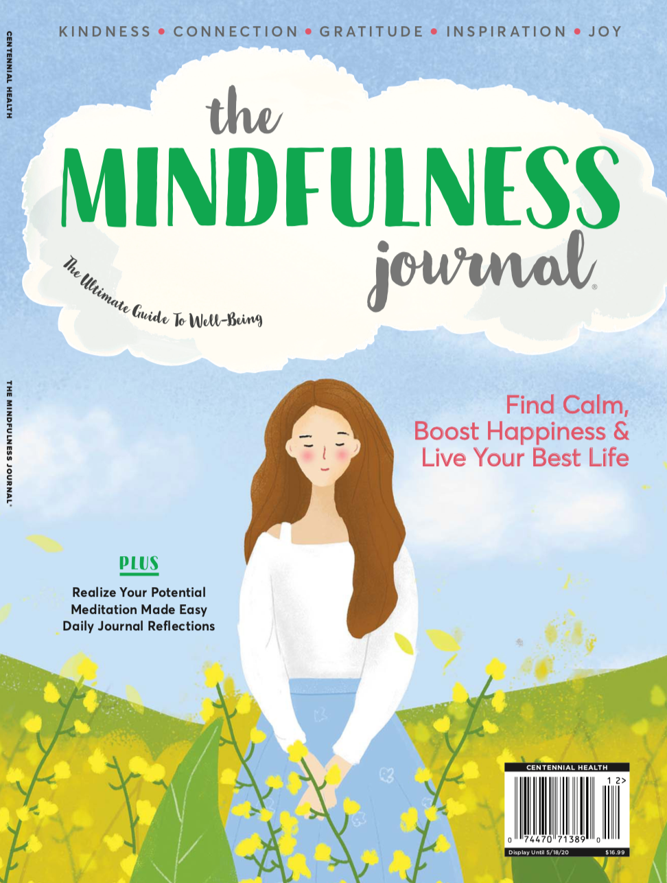 Mindfulness Journal April 2020 issue