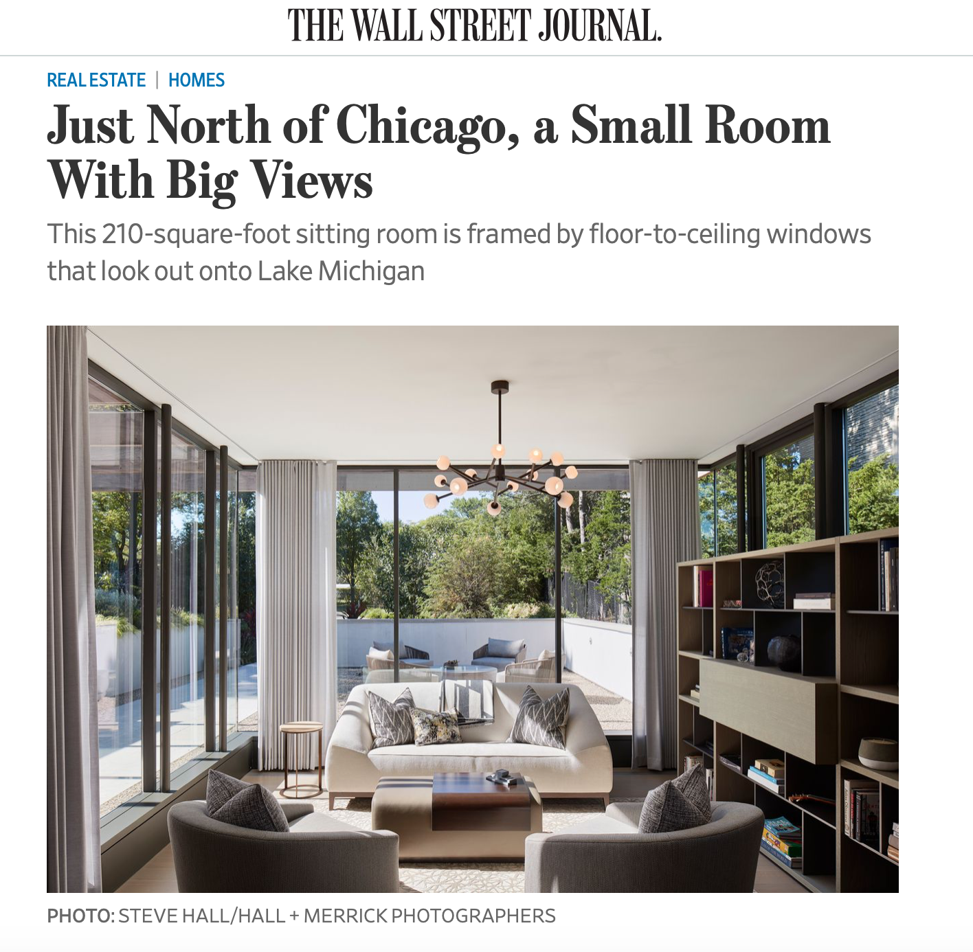 Stringfellow Interiors, Wall Street Journal, Mansion Section, Rima Suqi, Annotated Room