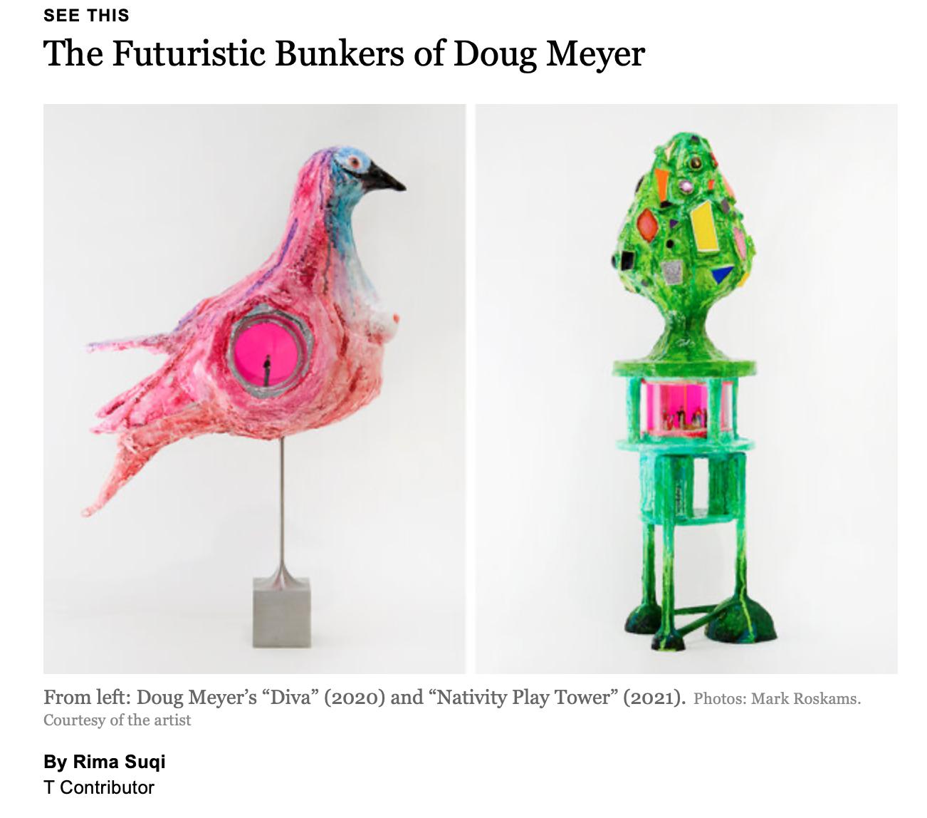 Doug Meyer Rima Suqi New York Times
